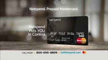NetSpend Card TV Spot, 'Cardholders Share Their Experience'