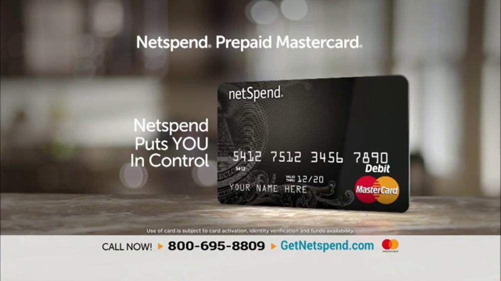 netspend card tv commercial cardholders share their experience ispottv - Netspend Visa Prepaid Card
