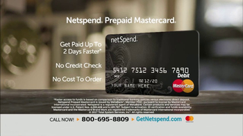 NetSpend Card TV Spot, 'Cardholders Share Their Experience' - Thumbnail 10