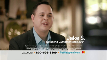 NetSpend Card TV Spot, 'Cardholders Share Their Experience' - Thumbnail 4