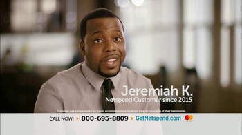 NetSpend Card TV Spot, 'Cardholders Share Their Experience' - Thumbnail 6