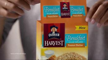 Quaker Harvest Breakfast Squares TV Spot, 'Nutritious Energy' - Thumbnail 7