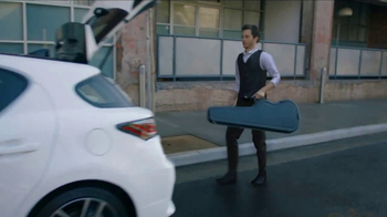 2017 Lexus CT TV Spot, 'For Every Side of You' [T2] - Thumbnail 3