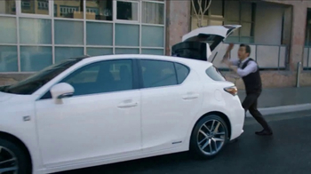 2017 Lexus CT TV Spot, 'For Every Side of You' [T2] - Thumbnail 4