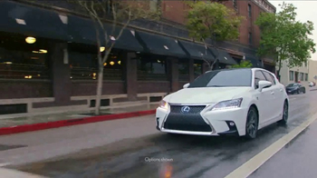 2017 Lexus CT TV Spot, 'For Every Side of You' [T2] - Thumbnail 5