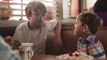 IHOP Kids Eat Free TV Spot, 'A Tale of Two Brothers' - Thumbnail 5