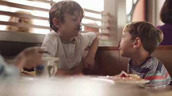 IHOP Kids Eat Free TV Spot, 'A Tale of Two Brothers' - Thumbnail 9