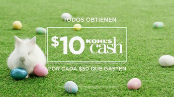 Kohl's TV Spot, 'Looks de Pascua: vestidos y camisetas' [Spanish] - Thumbnail 6