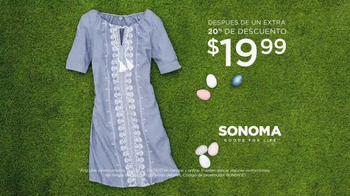 Kohl's TV Spot, 'Looks de Pascua: vestidos y camisetas' [Spanish] - Thumbnail 5