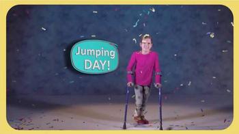 Shriners Hospitals for Children TV Spot, 'Celebration Day' - Thumbnail 3