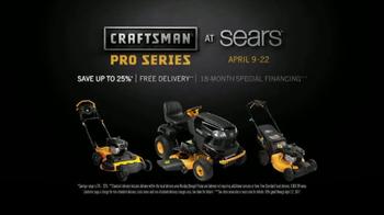 Craftsman Smart Lawn TV Spot, 'Things That Matter Most' - Thumbnail 8