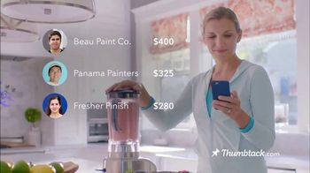 Thumbtack TV Spot, 'Find the Right Pro'