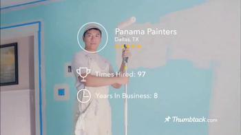 Thumbtack TV Spot, 'Find the Right Pro' - Thumbnail 6