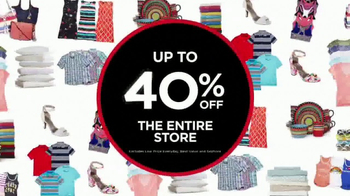 JCPenney Biggest Sale of the Season TV Spot, 'Fill Your Easter Basket' - Thumbnail 4