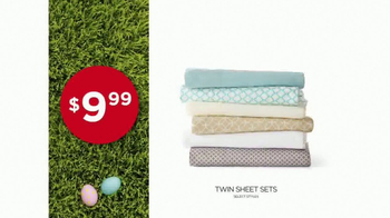 JCPenney Biggest Sale of the Season TV Spot, 'Fill Your Easter Basket' - Thumbnail 6