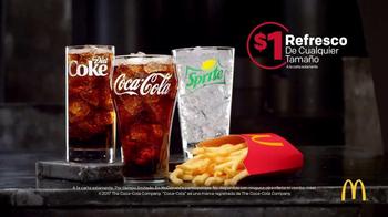 McDonald's $1 Refresco de Cualquier Tamaño TV Spot, 'Esperándote' [Spanish] - Thumbnail 4