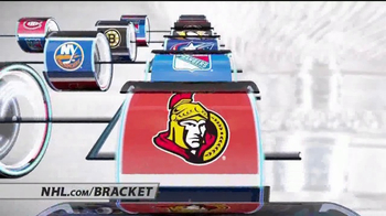 NHL Stanley Cup Playoffs Bracket Challenge TV Spot, 'Great Prizes' - Thumbnail 3