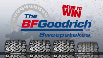 BFGoodrich Sweepstakes TV Spot, 'Win A Toyota Tacoma Prerunner'