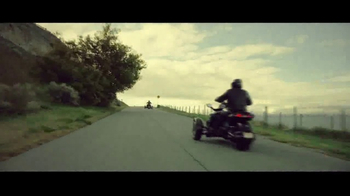 Can-Am Spring Fever Sales Event TV Spot, 'Spyder: Open Your Road' - Thumbnail 4