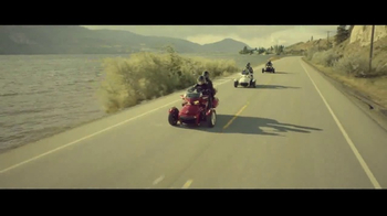 Can-Am Spring Fever Sales Event TV Spot, 'Spyder: Open Your Road' - Thumbnail 6