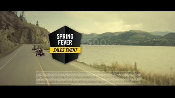 Can-Am Spring Fever Sales Event TV Spot, 'Spyder: Open Your Road' - Thumbnail 7