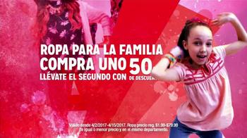 Kmart TV Spot, 'Ponte a bailar' canción de George Kranz [Spanish] - Thumbnail 5