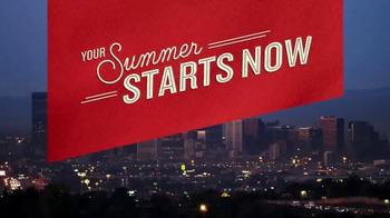 Visit Denver TV Spot, 'Your Summer Starts Now' - Thumbnail 9