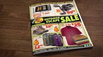 Bass Pro Shops Outdoor Escape Sale TV Spot, 'Dash Packs' - Thumbnail 3