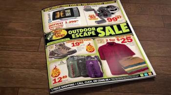 Bass Pro Shops Outdoor Escape Sale TV Spot, 'Baitcast Reel' - Thumbnail 4