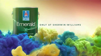 Sherwin-Williams Emerald TV Spot, 'Flying' - Thumbnail 10