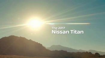 2017 Nissan Titan TV Spot, 'Extra Mile: Warranty' [T1] - Thumbnail 1