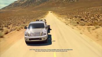 2017 Nissan Titan TV Spot, 'Extra Mile: Warranty' [T1] - Thumbnail 2
