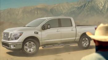 2017 Nissan Titan TV Spot, 'Extra Mile: Warranty' [T1] - Thumbnail 3