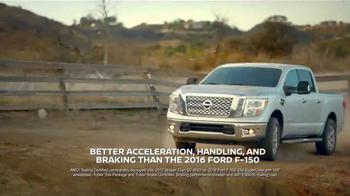 2017 Nissan Titan TV Spot, 'Extra Mile: Warranty' [T1] - Thumbnail 5