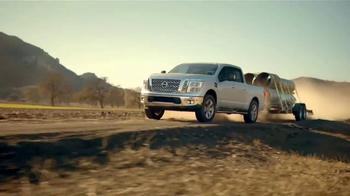 2017 Nissan Titan TV Spot, 'Extra Mile: Warranty' [T1] - Thumbnail 7