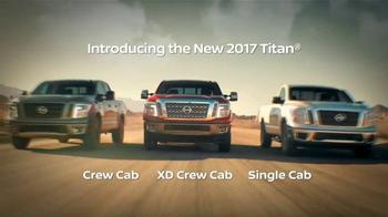 2017 Nissan Titan TV Spot, 'Extra Mile: Warranty' [T1] - Thumbnail 8