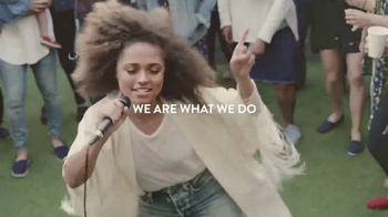 TOMS TV Spot, 'We Are What We Do' Featuring Caitlin Crosby, Eryn Allen Kane - Thumbnail 8