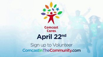 Comcast Cares TV Spot, '2017 Earth Day' - Thumbnail 7