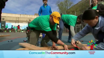 Comcast Cares TV Spot, '2017 Earth Day' - 24 commercial airings