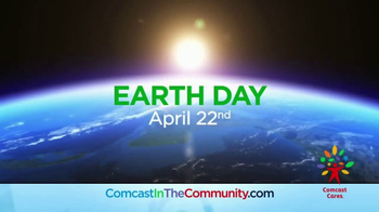 Comcast Cares TV Spot, '2017 Earth Day' - Thumbnail 6