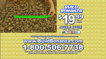 Build Bonanza TV Spot, 'Instant Building' - Thumbnail 10