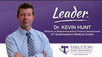 Tarleton State University TV Spot, 'Leaders: Kevin and Kris' - Thumbnail 1