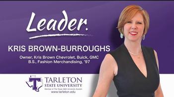 Tarleton State University TV Spot, 'Leaders: Kevin and Kris' - Thumbnail 2