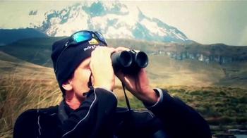 Nikon Monarch TV Spot, 'Destination America: Adventurer' Feat. James Currie - Thumbnail 1