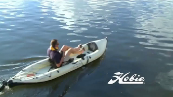 Hobie MirageDrive Kayaks TV Spot, 'Destination America: Birds & Wildlife' - Thumbnail 8
