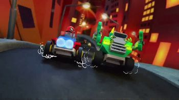 LEGO Marvel Super Heroes TV Spot, 'Causing Chaos'