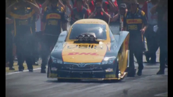 NHRA TV Spot, 'Spring, 4Wide & Southern Nationals' - Thumbnail 1