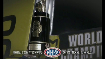 NHRA TV Spot, 'Spring, 4Wide & Southern Nationals' - Thumbnail 3