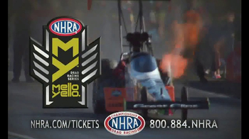 NHRA TV Spot, 'Spring, 4Wide & Southern Nationals' - Thumbnail 4