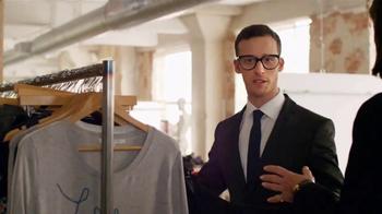 Pitney Bowes TV Spot, 'Craftsmen of Commerce: Sportswear' - Thumbnail 3